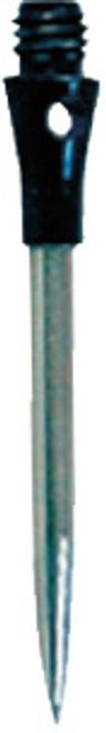 Steel Tip Converter Points - 2BA - Black Aluminum