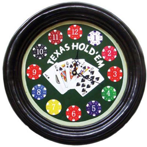 Texas Hold Em Clock