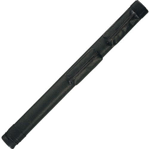 Lucasi Cue Case - 1 Butt/1 Shaft - Black Leatherette