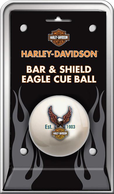 Harley-Davidson Cue Ball - Eagle