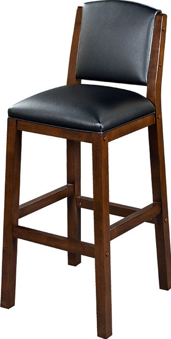 """Heritage Collection 30"""" Backed Barstool - Port"""