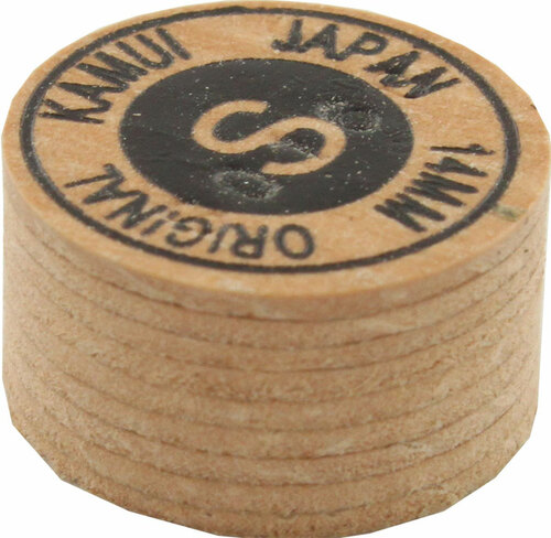 Kamui Original Laminated Leather Tips - Soft