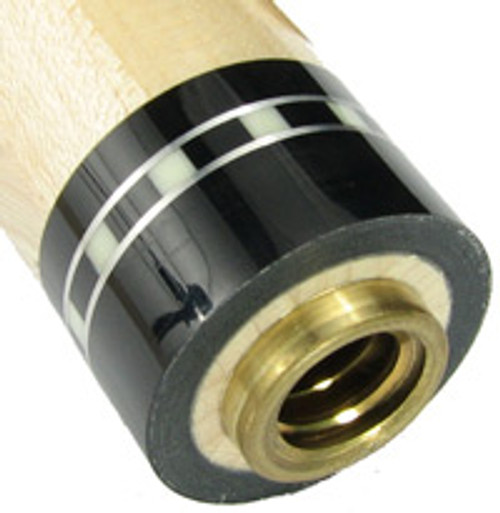 Lucasi Shaft Zero Flexpoint 12.75mm Uni-Loc Checkered Ring