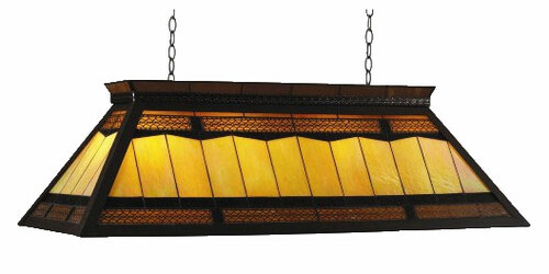 Filigree Pool Table Light
