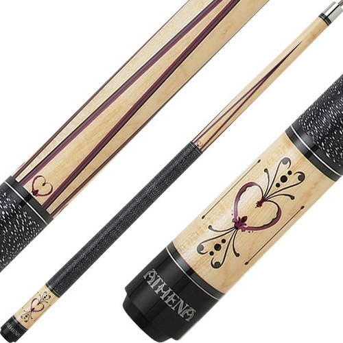 Athena Cues - Purple Heart