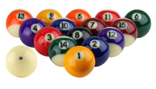 Premium Belgian Aramith Pool Balls