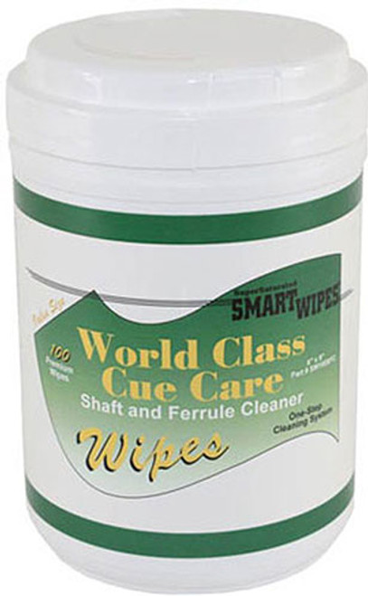 Smart Wipes Shaft and Ferrule Cleaner - 100 Count