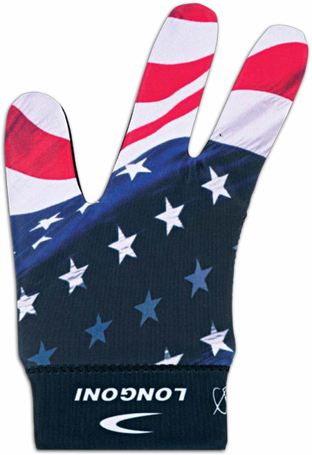 Glove Longoni- Fancy- Flag 1 RT