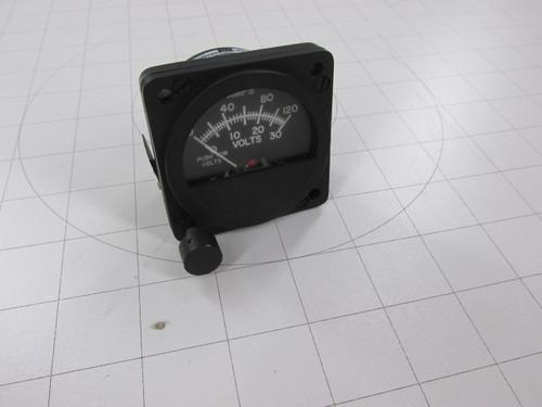 RC Allen 12-2004-8 Voltammeter Voltmeter/Ammeter