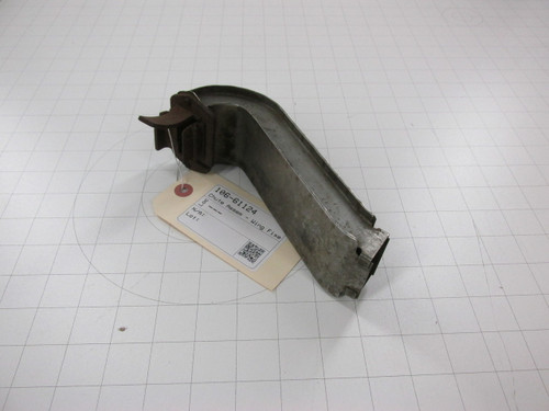 106-61124 Chute Assem - Wing Fixed Inboard Gun Link Ejection Complete - LH - P-51 Mustang