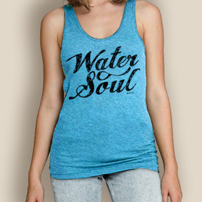 Boating Tank Top - Water Soul