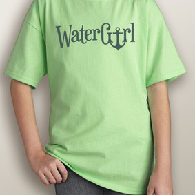 Youth Short-Sleeve- WaterGIRL