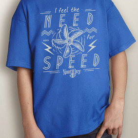 Youth Short-Sleeve- Need for Speed