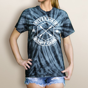 Women's River Hair Don't Care Tie Dye Tee