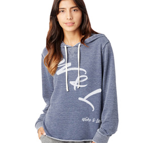 Women's Hoodie - Wake & Lake Signature
