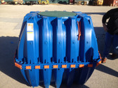 552 Gallon Injection Molded Poly Underground Potable Storage Tank