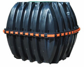 552 Gallon Injection Molded Poly Underground Non-Potable Storage Tank