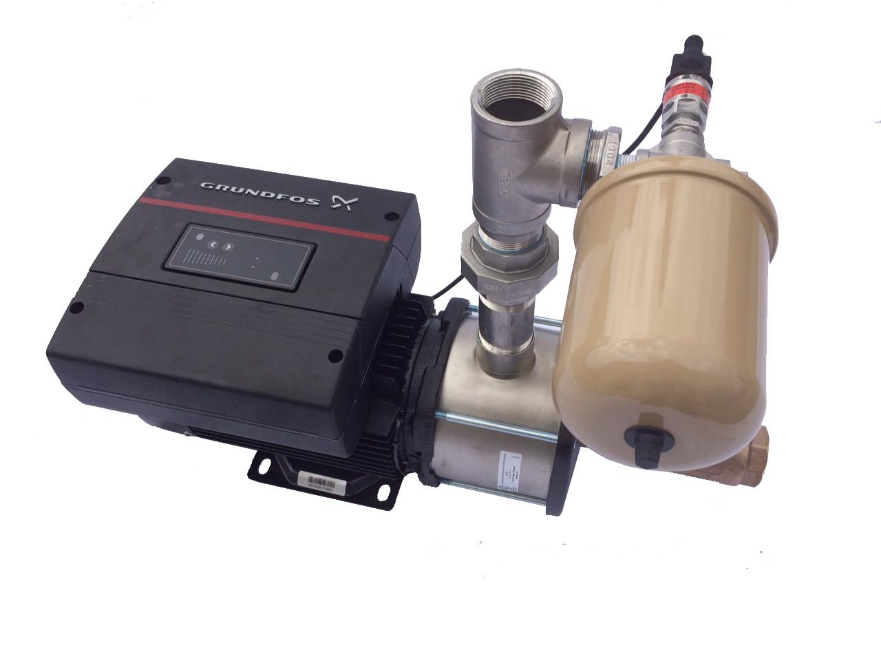 Grundfos Cme 10 Plus Constant Pressure System
