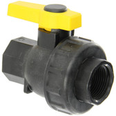 Single Union Polypropylene Ball Valves