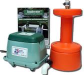 WATER TANK AERATOR SYSTEM FOR LARGE TANKS