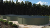 XL40/2 51,863 Gallon Pioneer Water Storage Tank (Mangrove)