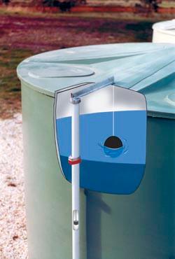 Original Liquidator Water Tank Level Gauge