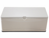 "130-Gallon Weather Resistant HDPE  Box - 60"" L x 24"" W x 26"" H"