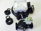 "AUTO SAFETY SHUT-OFF- 3/4"" SOLENOID KIT FOR UVMAX D4, D4 Plus"