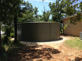 XL15/2 20,259 Gallon Pioneer Water Tank. (Mangrove)