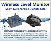 Aquatel D110 Wireless Level Monitor