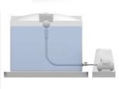 Raintech 2500 Gallon Above Ground Complete Rain Harvesting Package - Polymart Tank