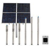 Raintech Solar Submersible Water Pump package