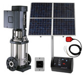 Raintech Solar Surface Water Pump with Control Unit and Level Switch