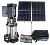 Raintech Solar Surface Water Pump for use with Backup Batteries