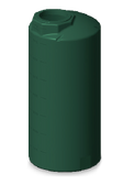 750 Gallon Rotoplas Water Storage Tank