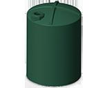 12,000 Gallon Rotoplas Water Storage Tank