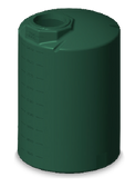 1000 Gallon Rotoplas Rainwater Harvesting Water Storage Tank
