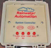 Rainwater Automation Kit Automated First Flush Add on