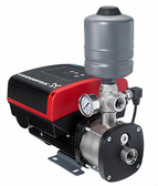Grundfos CMBE 3 Booster Pump System (0 to 25 GPM @ Adjustable 10 to 138 PSI)