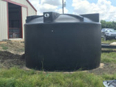 5000 Gallon Water Storage Tank - Short