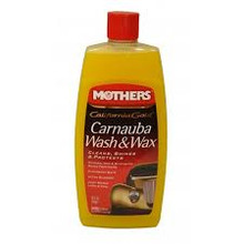 Mothers Carnauba Wash and Wax 473ml (05676)
