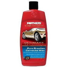 Mothers Carnauba Wax 473ml (05750)