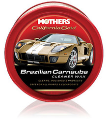 Mothers Carnauba Cleaner Wax 340g (05500)