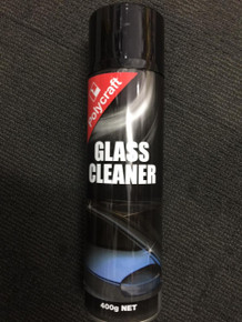 Polycraft Glass Cleaner 400ml (p007)