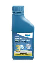 Bendix Brake Fluid Dot 3 500ml (BF3-500ML)