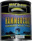 Motospray Hammercoat Charcoal 1ltr (MSHC-1L)