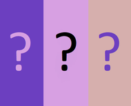 """Have you ever wondered what color """"mauve"""" is?"""