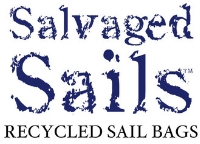 Salvaged Sails Recycled Sail Bags