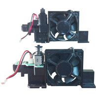 Power Switch and Fan