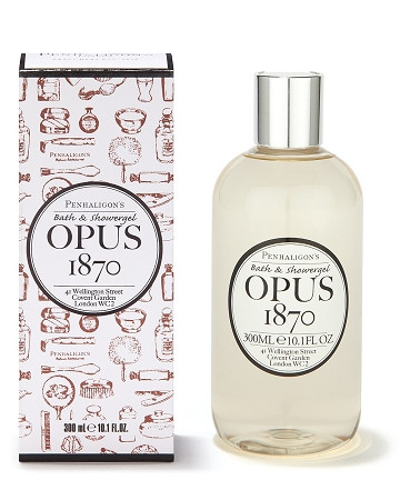 OPUS 1870 Shower Gel